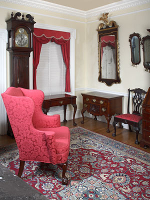 The Finest in American Antiques & Art Since 1901
